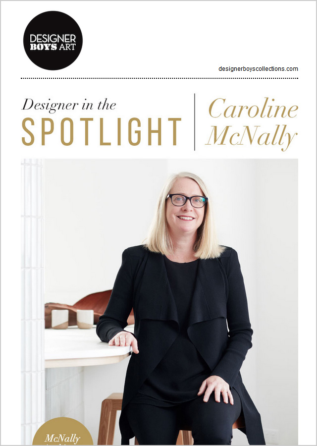Designer in Spotlight – Caroline McNally
